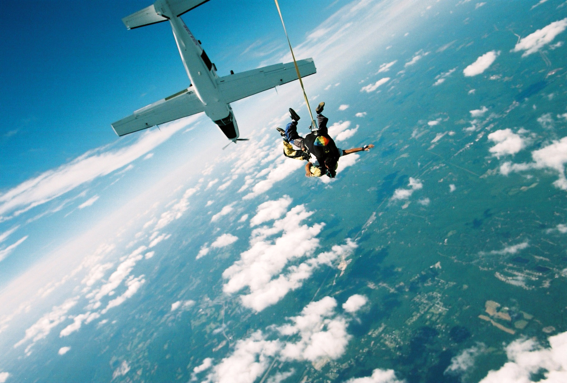Go Skydiving �...
